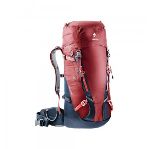 Plecak Deuter Guide Lite 32 cranberry-navy