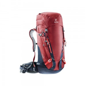 Plecak Deuter Guide 35+ cranberry-navy