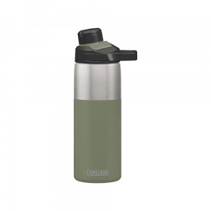 Butelka termiczna Camelbak Chute Mag Vacuum Insulated Stainless 20 oz Olive