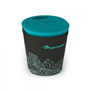 Kubek Sea To Summit Deltalight Insul-Mug 350 ml Pacific Blue