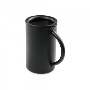 Kubek GSI Glacier Stainless Camp Cup Black 445 ml