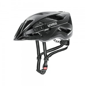 Kask rowerowy Uvex City Active black mat (15)