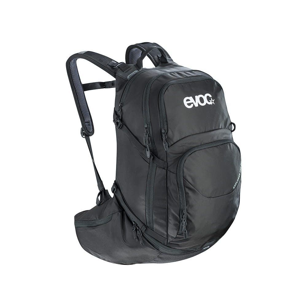 e0a339e745c8d Plecak Evoc Explorer Pro 26 L Black - Sklep Turystyczny Wypad