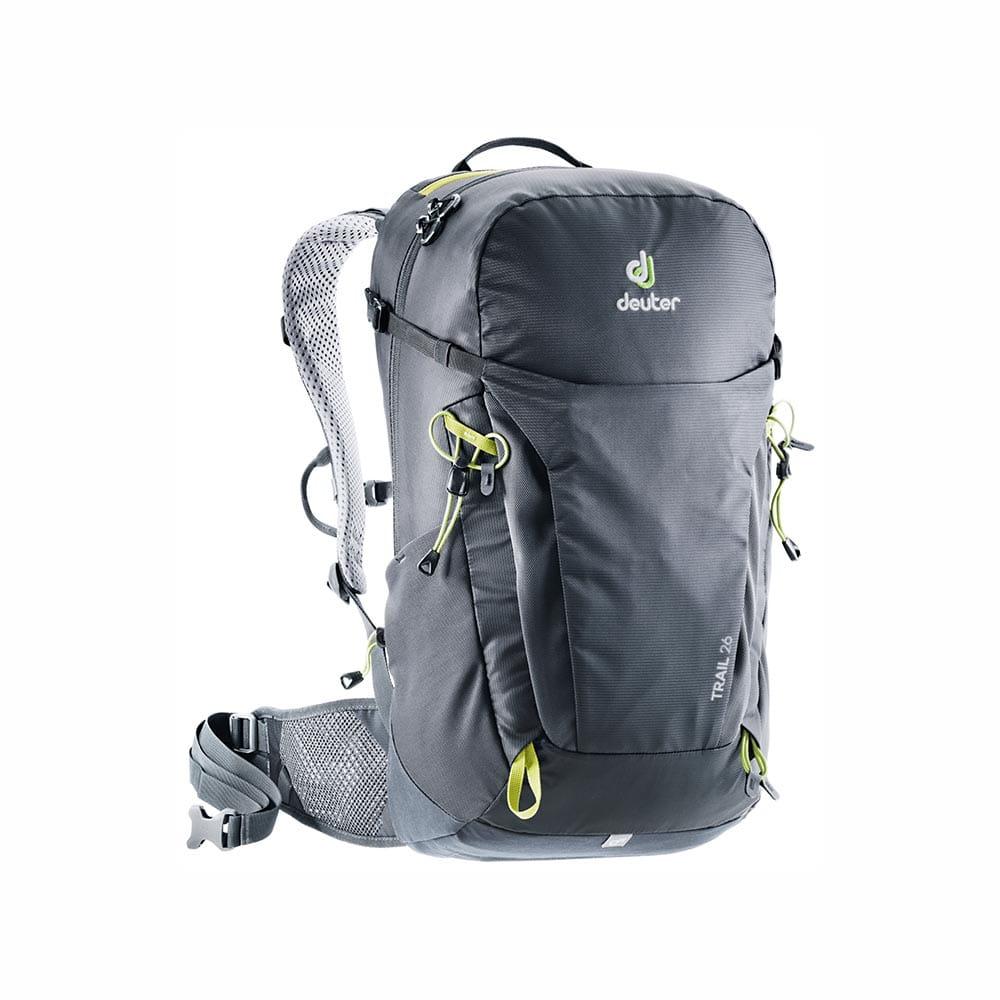 2064c52c26d09 Plecak Deuter Trail 26 black-graphite - Sklep Turystyczny Wypad