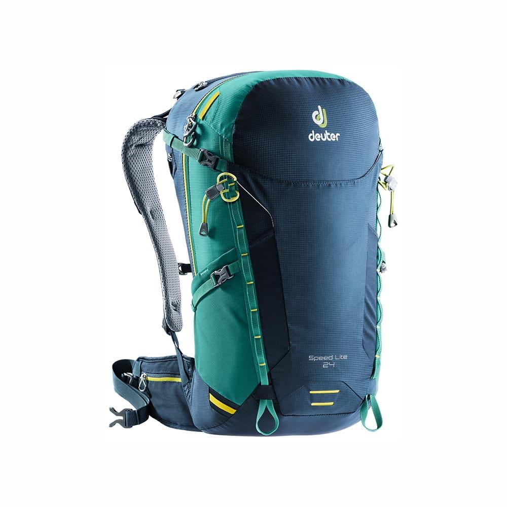 b95325dc76459 Plecak Deuter Speed Lite 24 navy-alpinegreen - Sklep Turystyczny Wypad