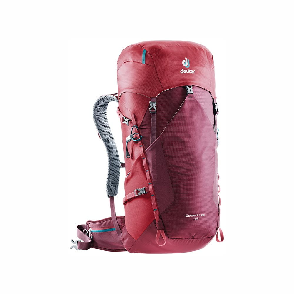 Plecak Deuter Speed Lite 32 maron-cranberry