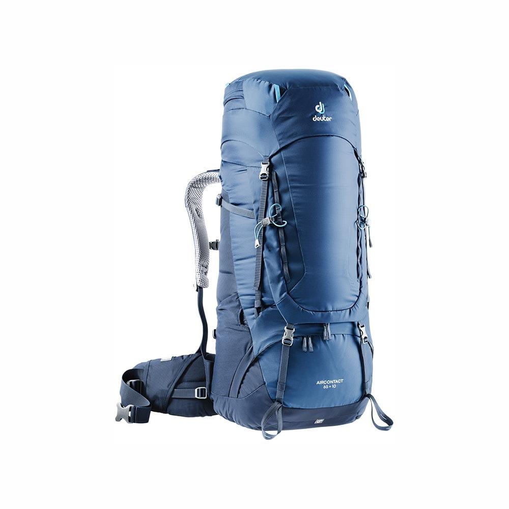 cead0625e929d Plecak Deuter Aircontact 65 + 10 midnight-navy - Sklep Turystyczny Wypad