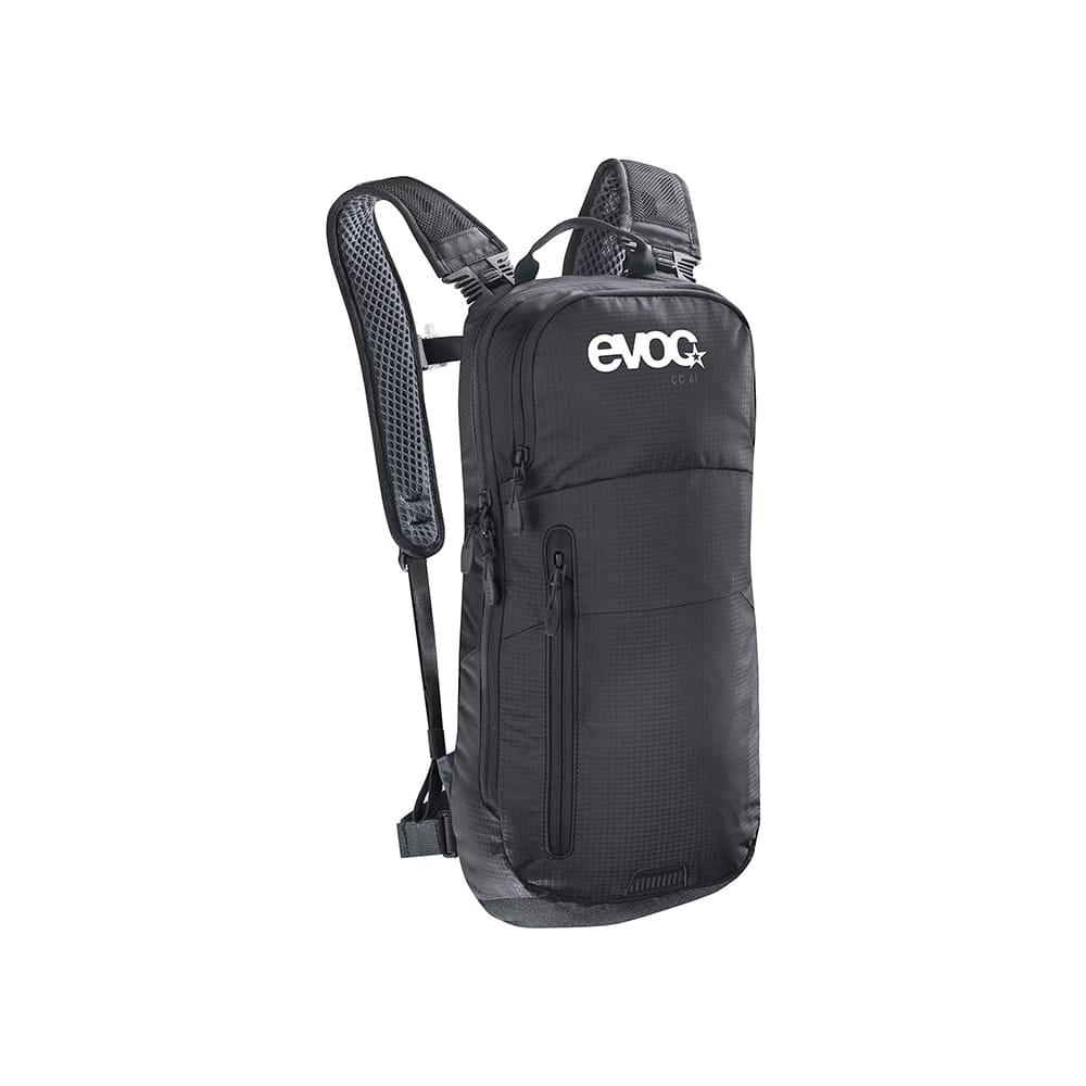 05d4529430a0b Plecak Evoc CC 6 L + 2 L Bladder Black - Sklep Turystyczny Wypad