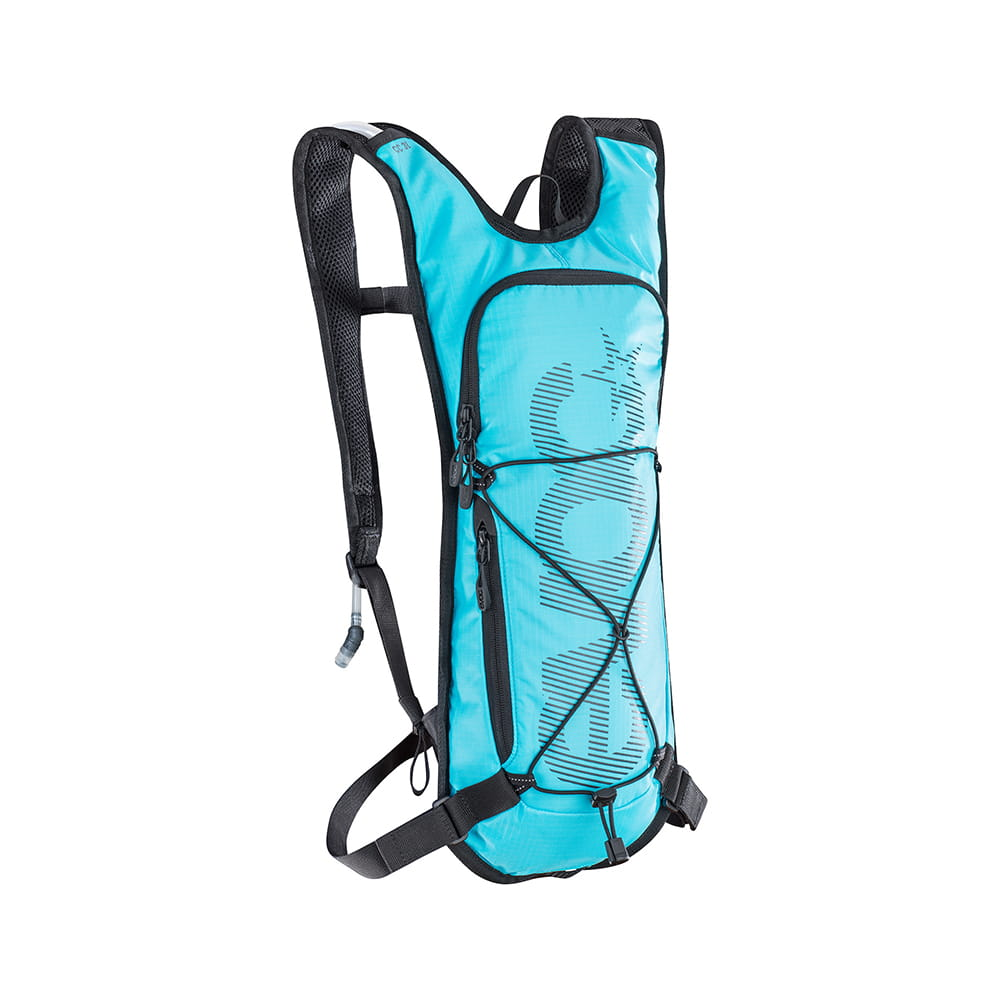 0bd36a0a73379 Plecak Evoc CC 3 L + 2 L Bladder Neon Blue - Sklep Turystyczny Wypad