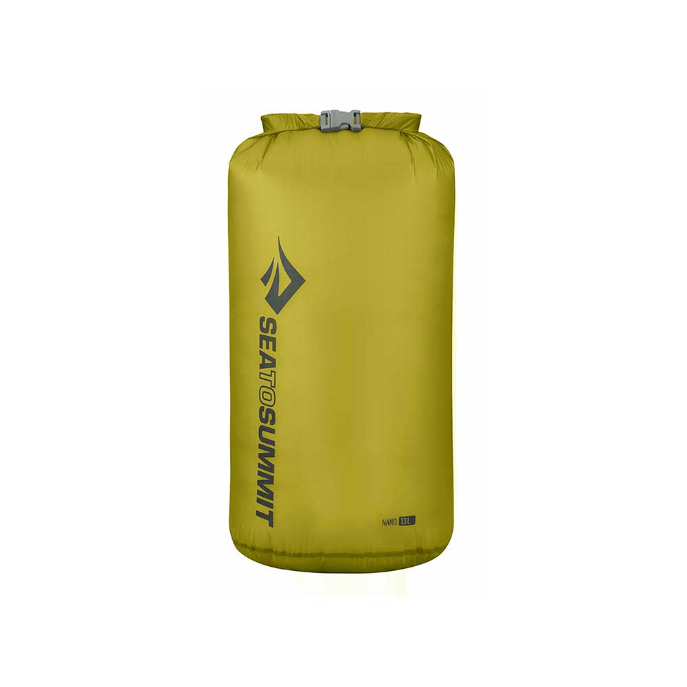 Worek wodoodporny Sea To Summit Ultra-Sil Nano Dry Sack 13 L Lime